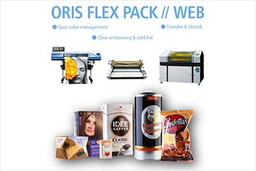 ORIS FLEX PACK // WEB SYTEM ( CGS publishing technologies international gmbh (ドイツ) )