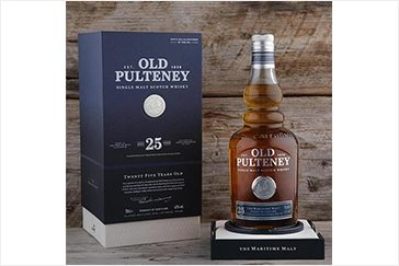 Gift and presentation packaging for whisky